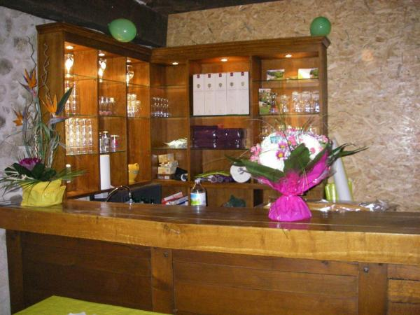 Le bar fleurit