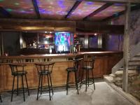 Bar du nouveau Domaine Passiflorart